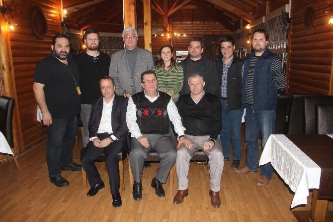 Sakarya Gazeteciler Birliği İlk Toplantısını Yaptı