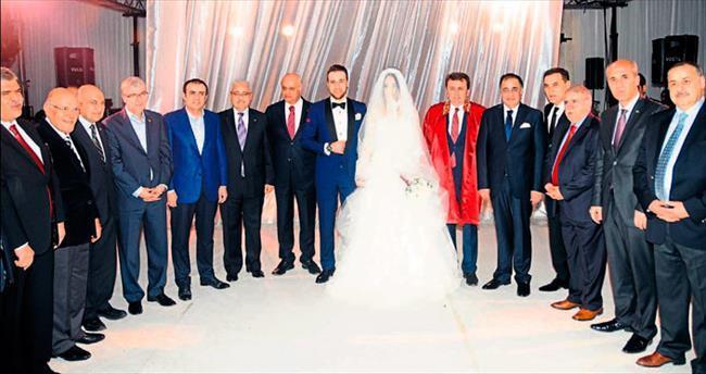Kahramanmaraşlılar bu düğünde buluştu