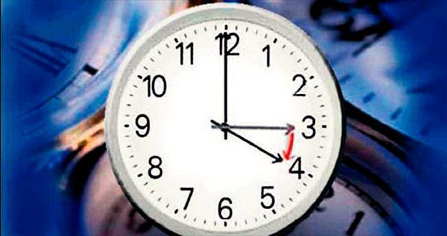 Yaz saati uygulaması 29 Mart Pazar günü başlıyor