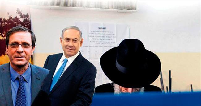 İsrail'de kıran kırana seçim