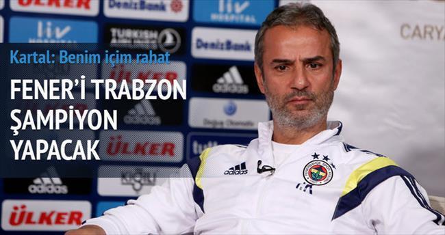 Fener'i Trabzon şampiyon yapacak