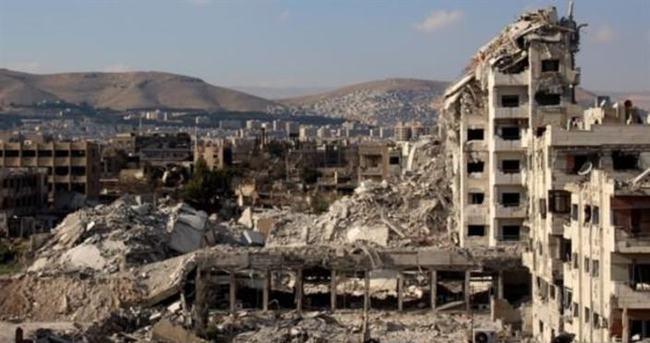 Suriye'de gaz bir aileyi yok etti