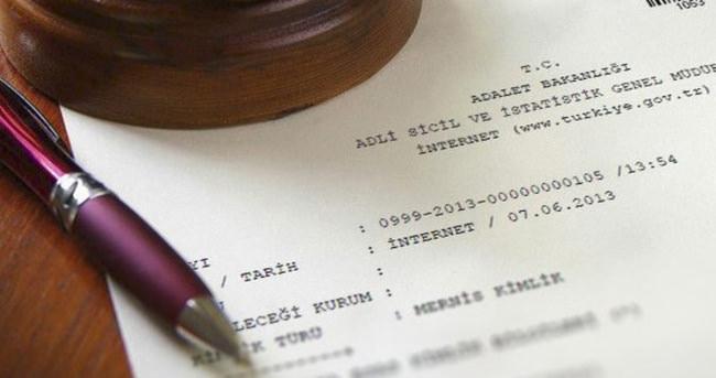 Sabıka ve GBT Sorgulama, Yargıtay Dosya Sorgulama