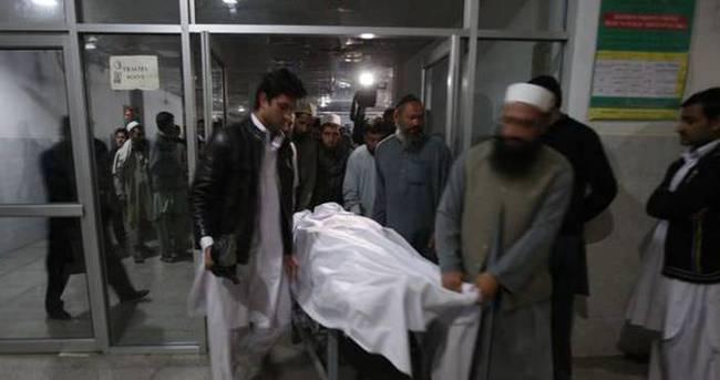 Pakistan'da suikast