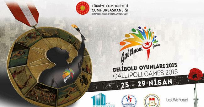 Gelibolu Oyunları Cumhurbaşkanlığı himayelerinde yapılacak