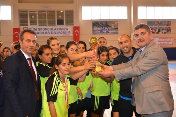Futsal İl Şampiyonları Belli Oldu