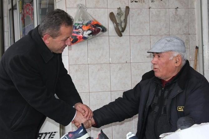 Muzaffer Atılgan'dan 'Yaşlılar Haftası' Mesajı