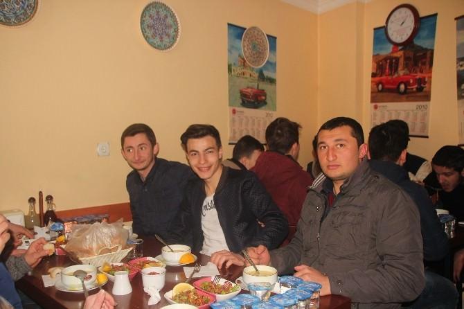 Gurbetçi Vatandaştan Bilecikspor'a Destek Yemeği