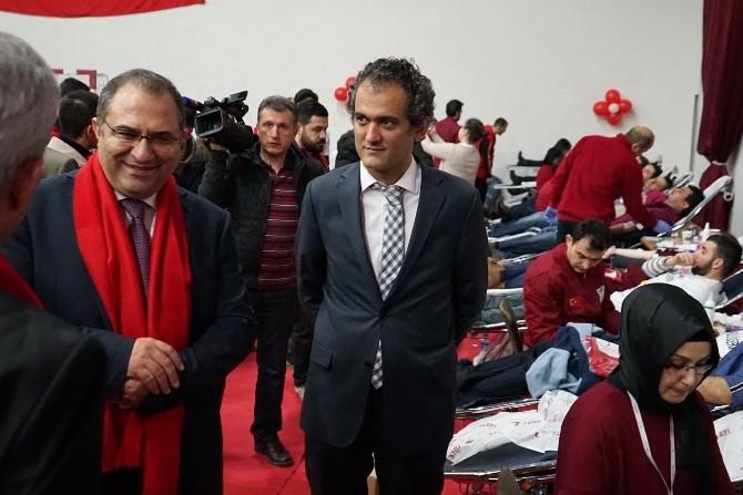 """Bülent Ecevit Üniversitesi """"Sizleri Unutmadık"""" Kampanyasıyla Hedefine Ulaştı"""