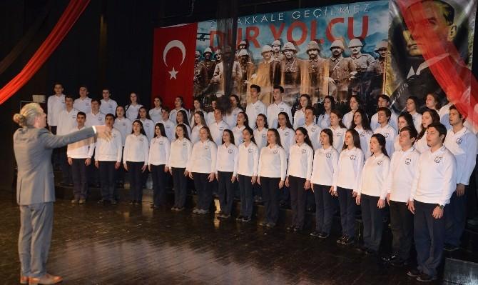 Trabzon'da 18 Mart Çanakkale Zaferi Ve Şehitleri Anma Günü Törenlerle Kutlandı