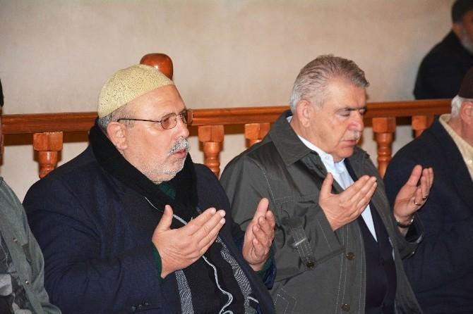 Kahramanmaraş'ta Eller Çanakkale Şehitleri İçin Açıldı