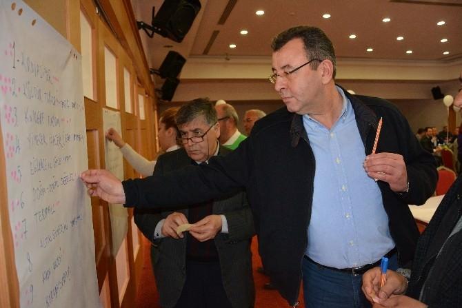 Kuşadası Turizminin Yeniden Pazarlaması Stratejisi İçin Çalıştay