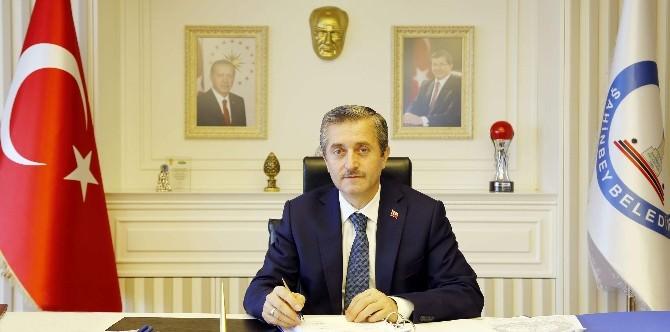 """Tahmazoğlu: """"Şehitlerimizi Rahmet Şükran Ve Minnetle Anıyoruz"""""""