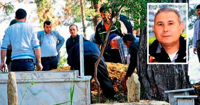 Ölen mahkumun mezarı açıldı