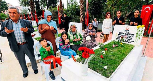 Çanakkale şehitleri için Antalya'da anma