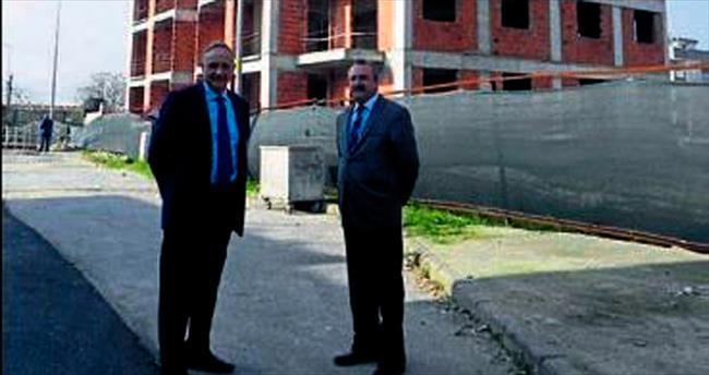 Saraçoğlu projesi yeniden başlatıldı