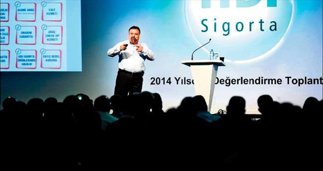 HDI Sigorta 2014 yılını değerlendirdi