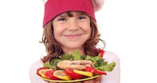 Çocuklarda diyette bunlara dikkat!