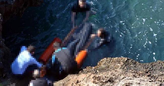 Avcılar'da denizde ceset bulundu