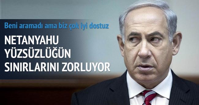 Netanyahu: ABD'nin en büyük dostuyuz
