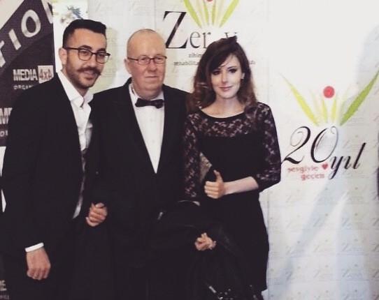Genç Yönetmene İki Ayrı Dalda Ödül