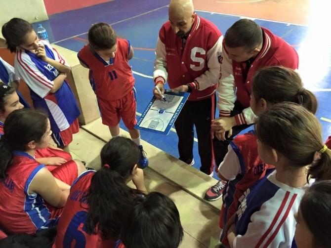 Özel Sanko Okulları'nın Basketbol Başarısı