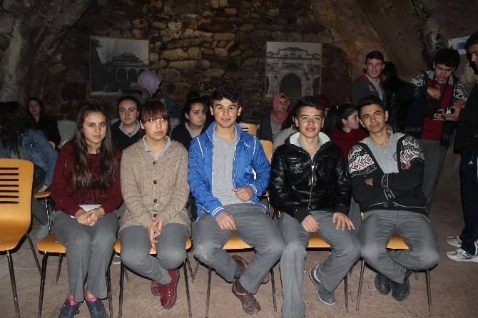 Öğrenciler Mimar Sinan'ı 'Geçmişim Geleceğim' Projesiyle Öğreniyor