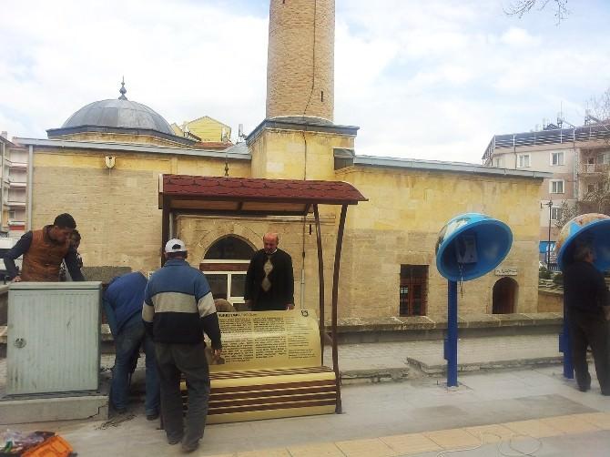 Karaman'da Konuşan Banklar Hizmete Sunuldu