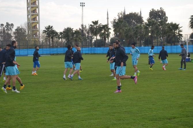 Adana Demirspor'da Elazığspor Hazırlıkları