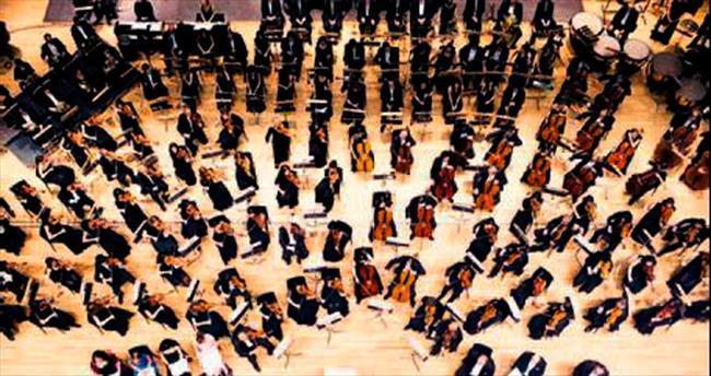 Sekiz genç besteciden 100. yıl anısına eserler