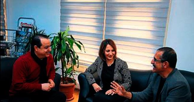 Aday adayları SABAH Akdeniz'de