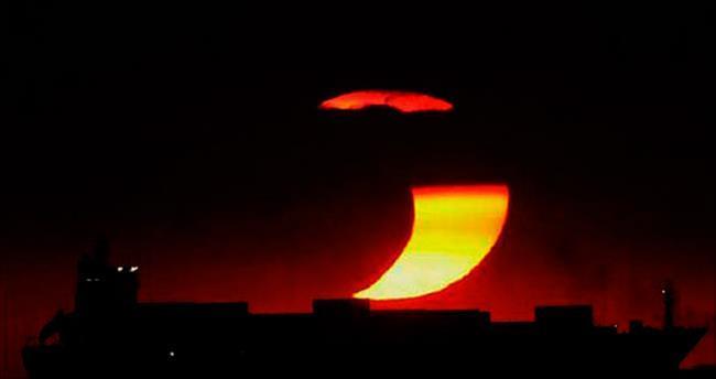 Güneş tutulması 16 metrelik dalgalarla gelgiti getirecek
