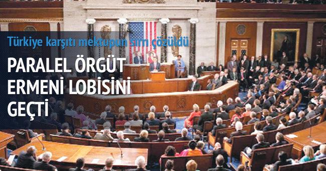 Paralel, Ermeni lobisini geçti