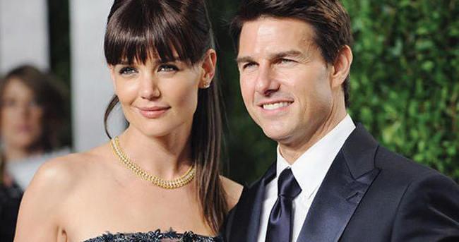 Katie Holmes ve Tom Cruise konuşmamaya yemin etti