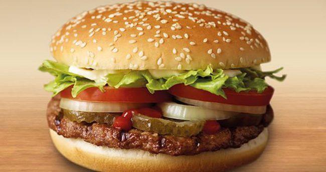 Burger King Whooper aromalı parfüm çıkarıyor!