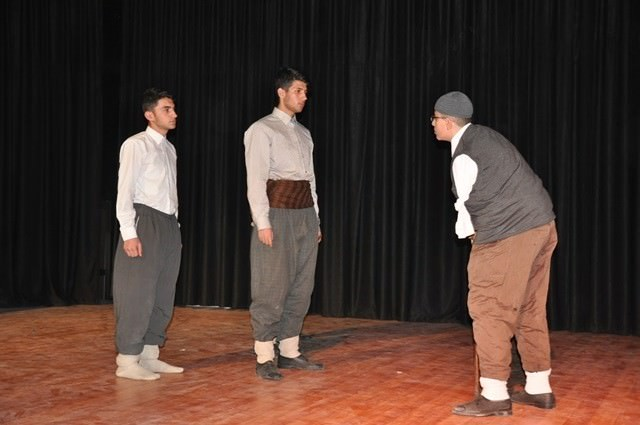 Patnos'ta 'Çanakkale' Programı