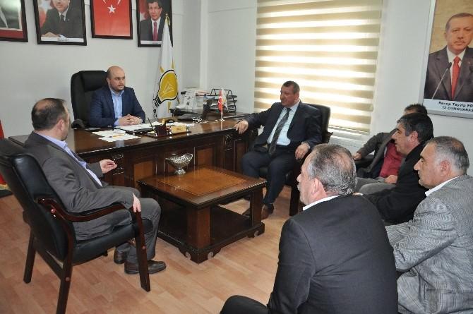 Çerkezköy Şoförler Odası Başkanı Yaşar Kuş: Tüm Partilere Eşit Mesafedeyiz