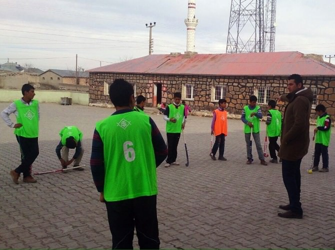 Göldüzü Köyü Ortaokulu Türkiye Şampiyonasında