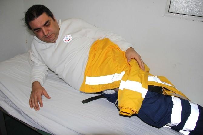 112 Doktoru, Hasta Yakını Tarafından Bıçaklandı