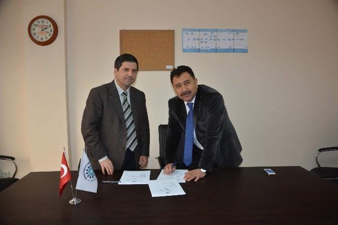 Kurumsal Kapasite Geliştirme Eğitimi Projesi İmzalandı