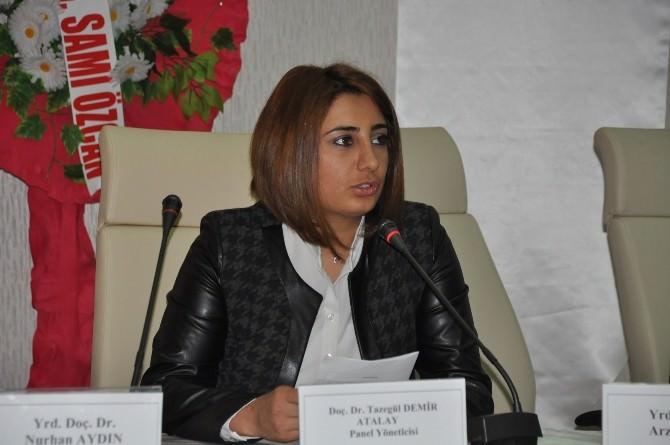 KAÜ'de 100. Yılında Çanakkale Zaferi Paneli