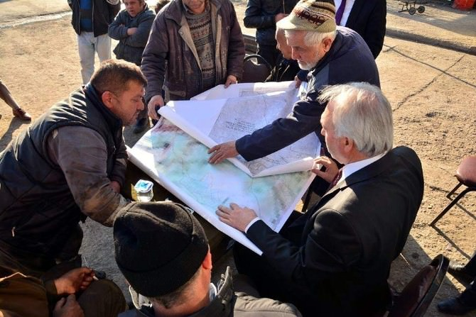 Başkan Saraçoğlu, Sanayi Esnafıyla Buluştu