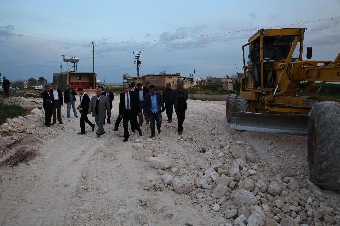 """Başkan Demirkol, """" Kırsalın Şehir Merkezinden Farkı Kalmayacak"""""""