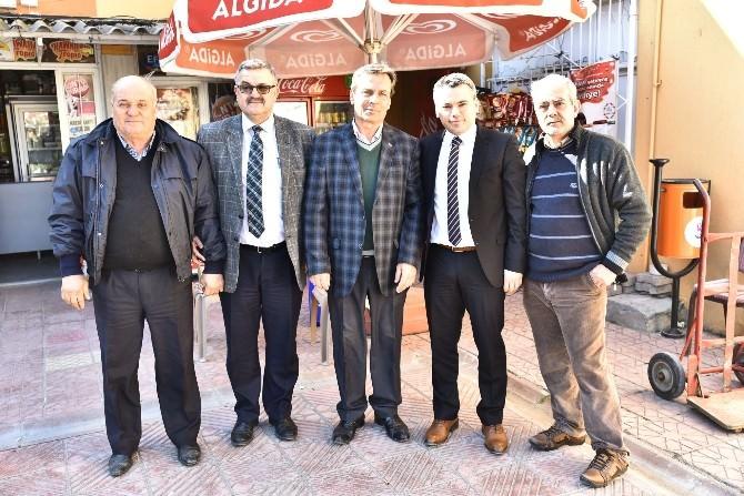 Aşağıçobanisa'da PTT Şubesi Açıldı