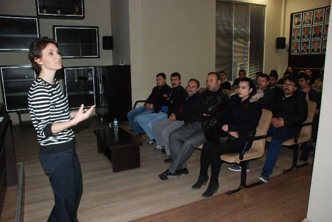 Tokat'ta Mesleki Eğitim Ve İş Güvenliği Kursu