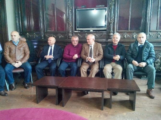 Trabzonspor'un Sorunları 4 Nisan'da Masaya Yatırılacak