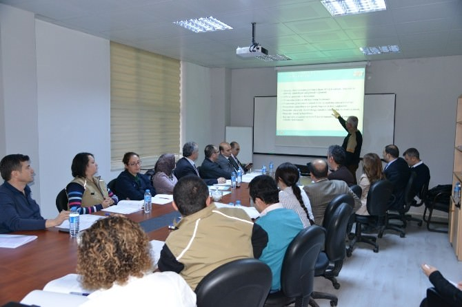 Kayseri Şeker Ts En ISO 9001 Proses Eğitimi