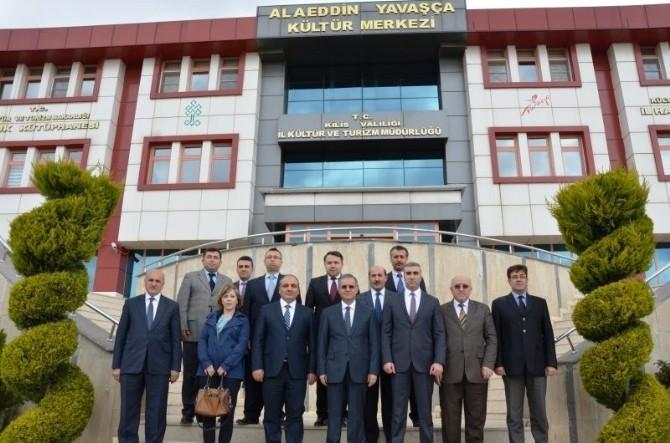 """Vali Tapsız: """"Kilis, Kültür Ve Turizmin Parlayan Yıldızı Olacak"""""""