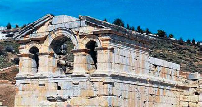 Şar Antik Kenti açılıyor