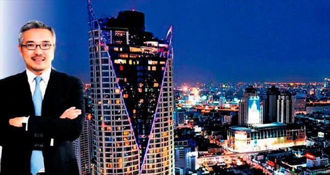 Tayland'ın en zengini Türkiye'de otel açacak